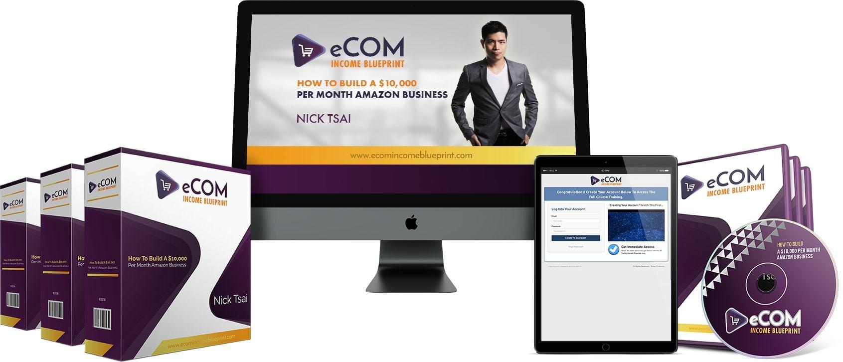 Ecom income blueprint course training malvernweather Images